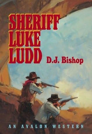 book cover of Sheriff Luke Ludd