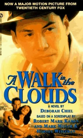 book cover of A Walk in the Clouds