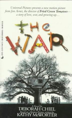 book cover of The War