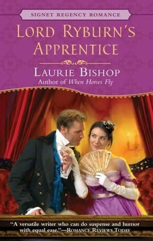 book cover of Lord Ryburn\'s Apprentice