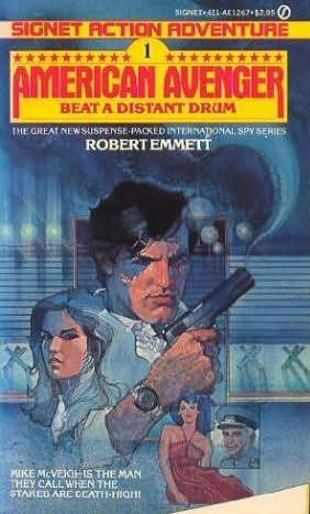 book cover of Beat a Distant Drum