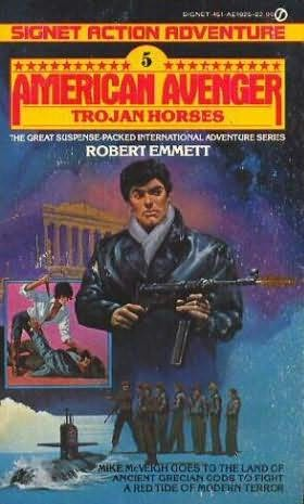 book cover of Trojan Horses