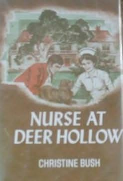 book cover of Nurse At Deer Hollow