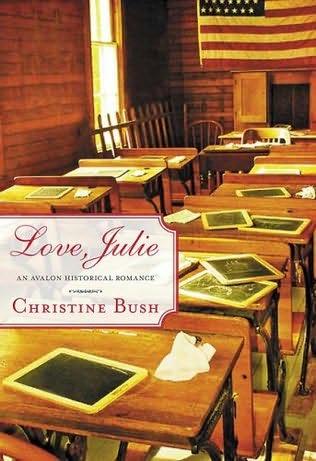 book cover of Love, Julia