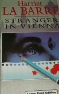 book cover of Stranger in Vienna