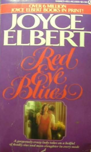 book cover of Red Eye Blues