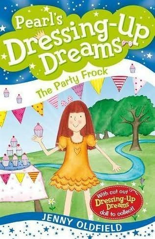 book cover of The Party Frock
