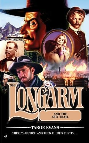 book cover of The Gun Trail