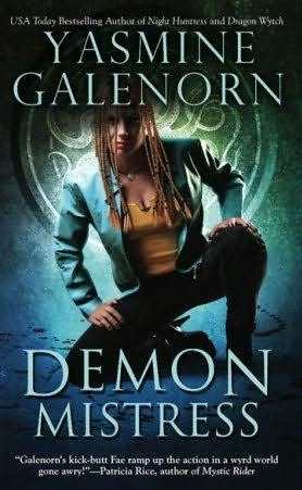 book cover of Demon Mistress