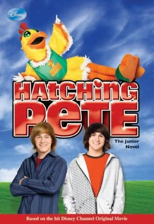 book cover of Hatching Pete