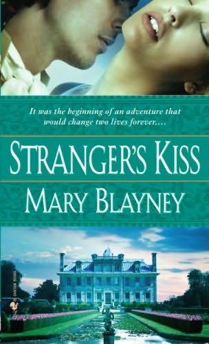 book cover of Stranger\'s Kiss