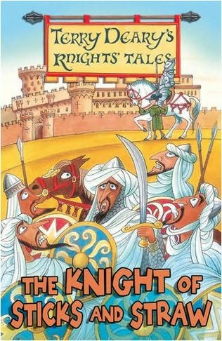 book cover of The Knight of Sticks and Straw