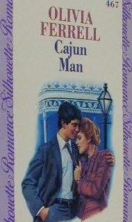 book cover of Cajun Man