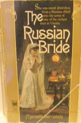 book cover of The Russian Bride