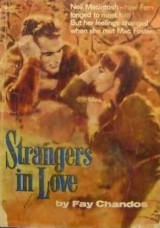 book cover of Strangers in Love