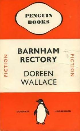 book cover of Barnham Rectory