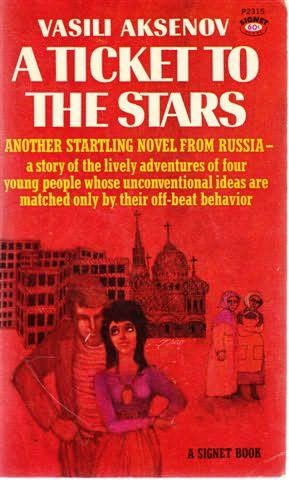book cover of A Ticket to the Stars
