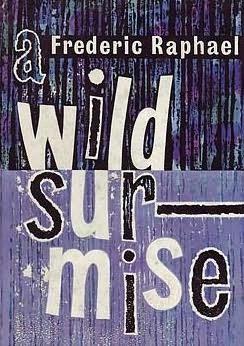book cover of A Wild Surmise