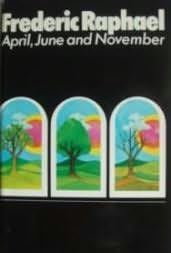 book cover of April, June and November