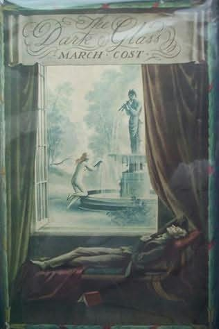 book cover of The Dark Glass
