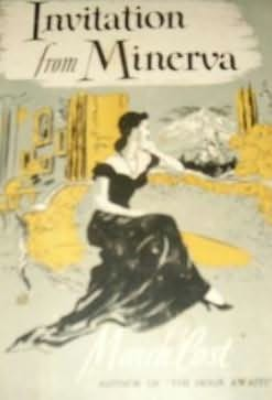 book cover of Invitation from Minerva