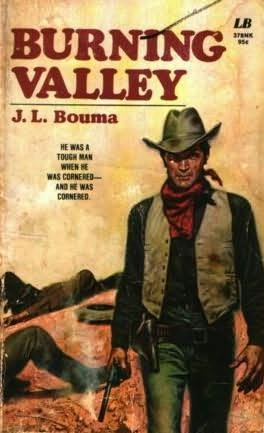 book cover of Burning Valley