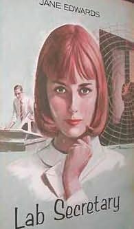 book cover of Lab Secretary