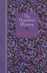 book cover of The Houseboat Mystery