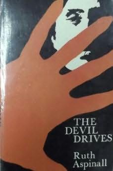 book cover of The Devil Drives