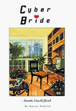 book cover of Cyber Bride
