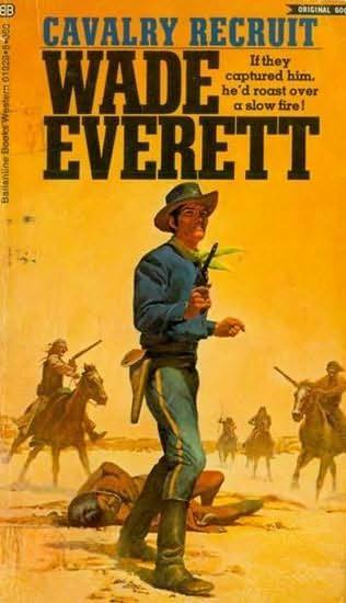 book cover of Cavalry Recruit