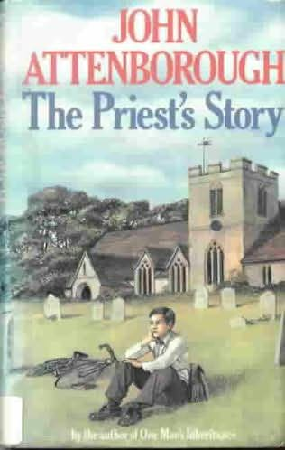 book cover of The Priest\'s Story