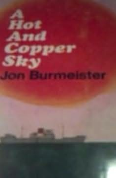 book cover of A Hot and Copper Sky