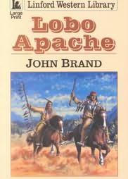 book cover of Lobo Apache