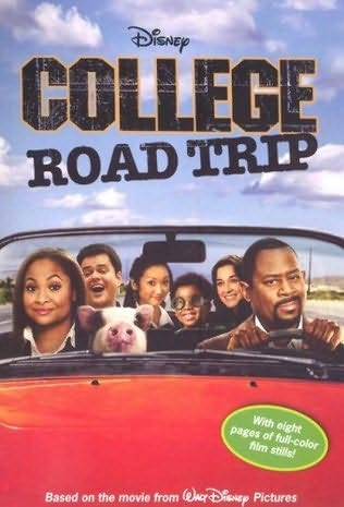 book cover of College Road Trip
