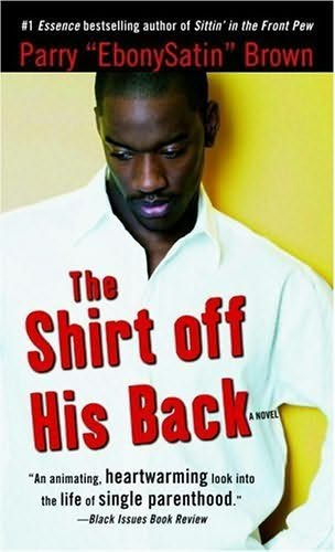 book cover of The Shirt Off His Back