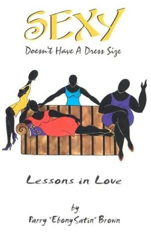book cover of Sexy Doesn\'t Have a Dress Size