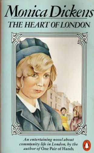 book cover of The Heart of London