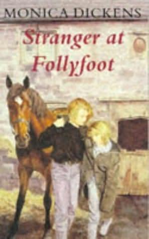 book cover of Stranger At Follyfoot