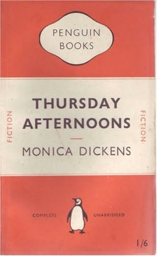 book cover of Thursday Afternoons