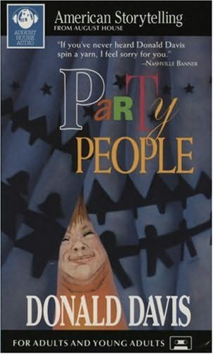 book cover of Party People