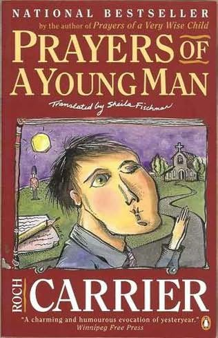 book cover of Prayers of a Young Man