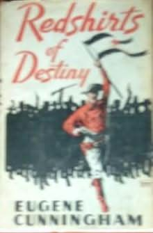 book cover of Redshirts of Destiny