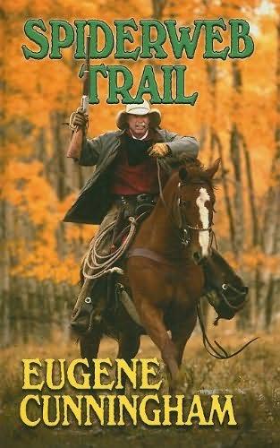 book cover of Spiderweb Trail