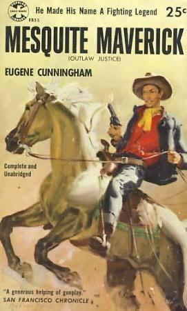 book cover of Mesquite Maverick