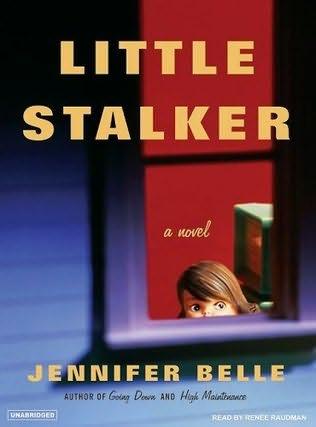 book cover of Little Stalker