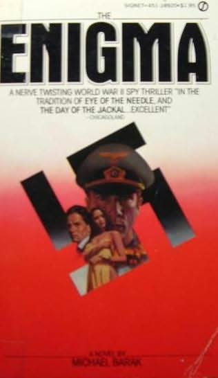 book cover of The Enigma