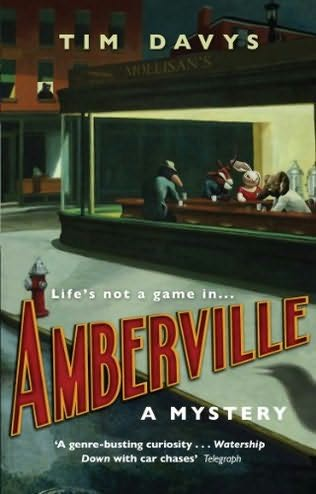book cover of Amberville