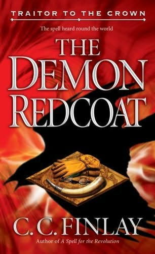 book cover of The Demon Redcoat