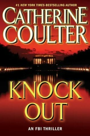 KNOCK OUT  RE-POST (REQ) - CATHERINE  COULTER